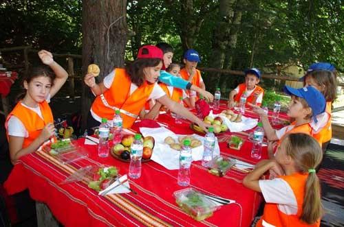 Детски обяд с Lucky Kids