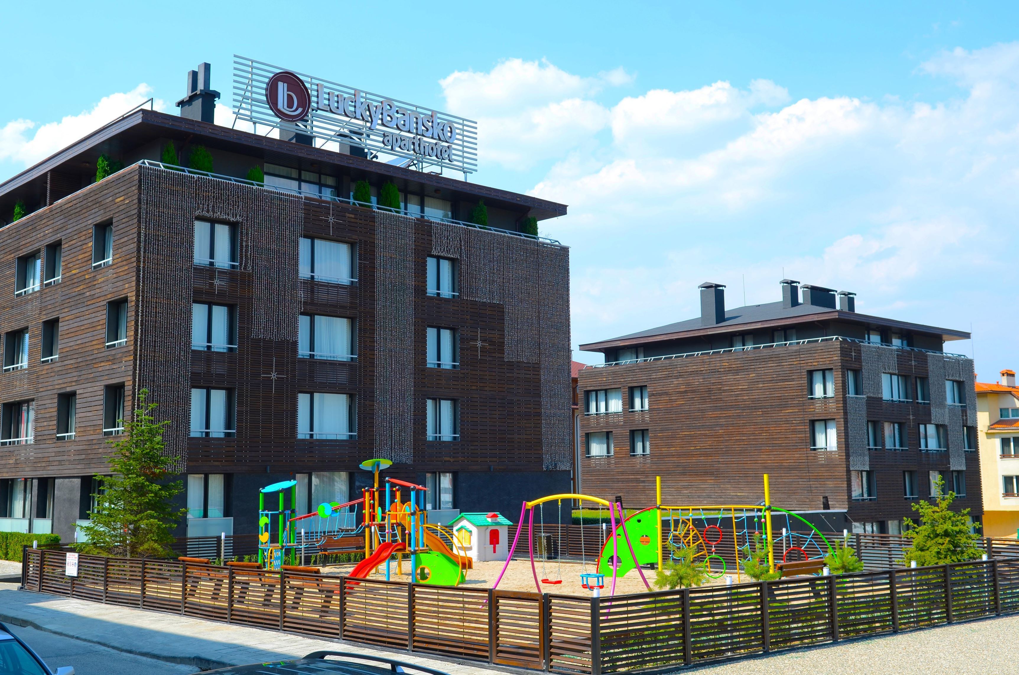 Playgrounds for kids | Lucky Bansko SPA & Relax