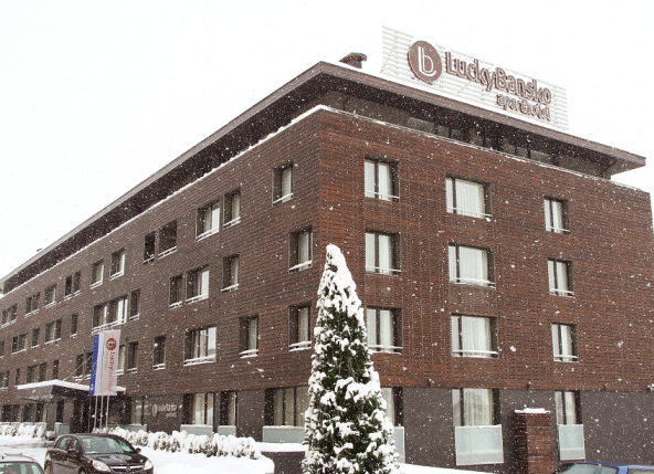 Wintertime comfort at Lucky Bansko SPA & Relax