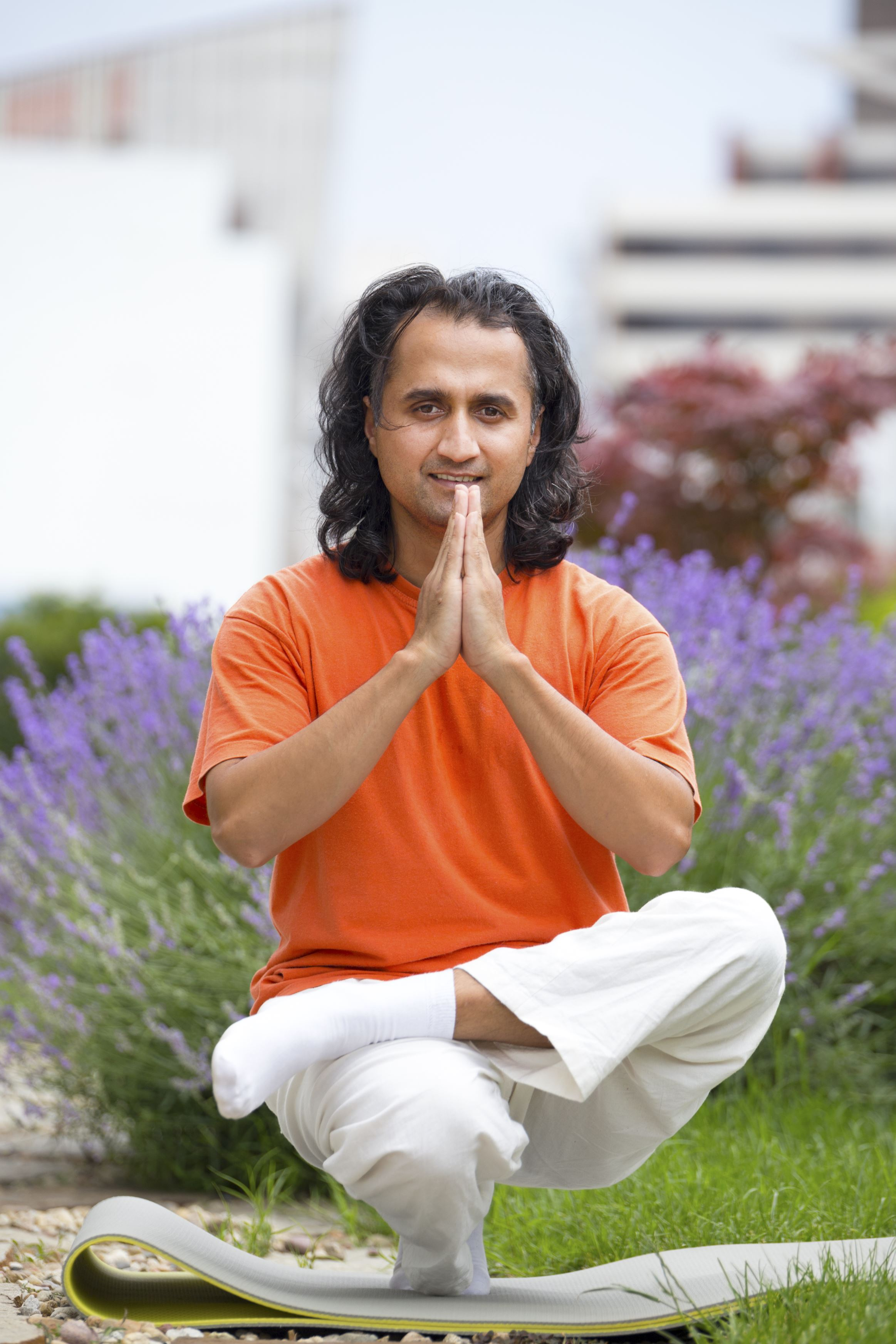 True yoga with Prakash | Lucky Bansko SPA & Relax