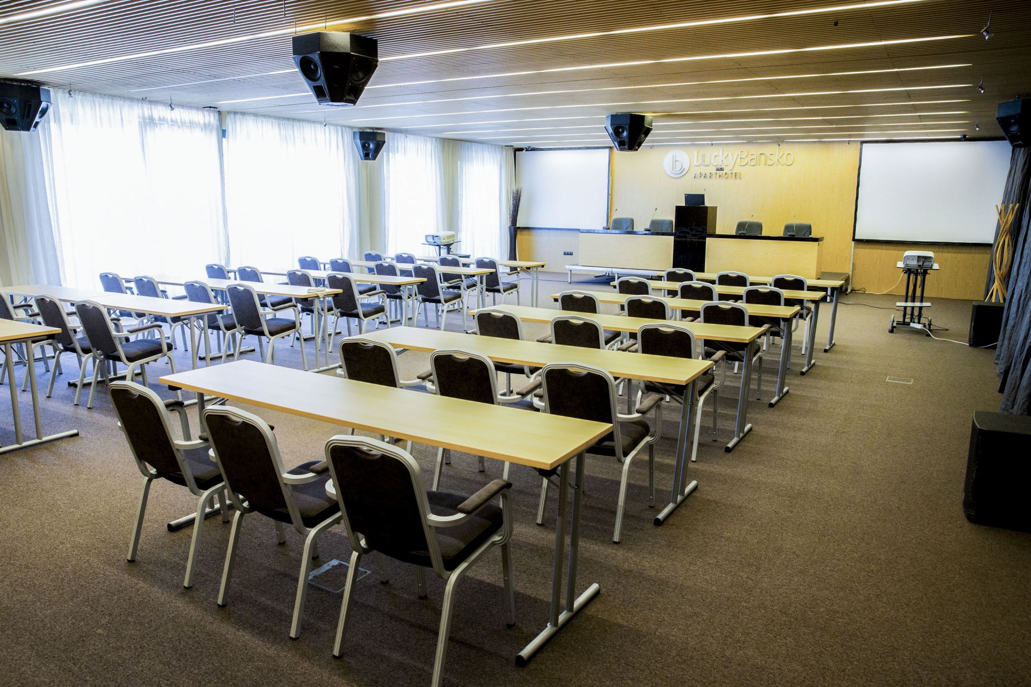Picture of conference room | Lucky Bansko