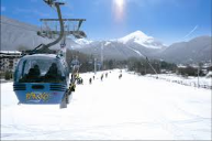 Ski lift at the Lucky Bansko | Aparthotel Lucky Bansko SPA & Relax