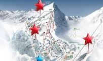 Map of ski runs in Bansko | Aparthotel Lucky Bansko SPA & Relax
