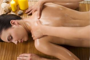 Relax massage for whole body | Lucky Bansko