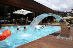 Outdoor swimming pool 1 | Lucky Bansko