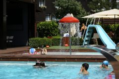 Outdoor swimming pool 5 | Lucky Bansko