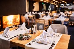Table for New Year - Le Bistro restaurant