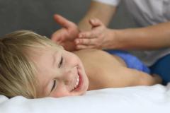 Children's massages