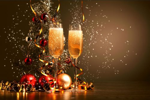 New Year 2018 and champagne in Lucky Bansko SPA & Relax