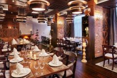 Restaurant Fondue interior photo   Lucky Bansko SPA & Relax