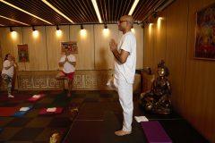 Yoga course - ending