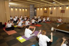 Conducting Yoga Courses