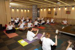 Conducting Yoga Courses