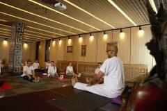 Take a yoga course with Kamal
