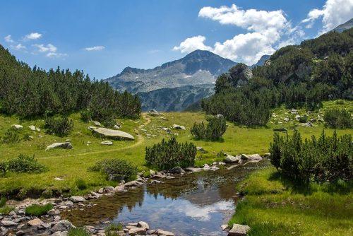 Mountain river | Lucky Bansko