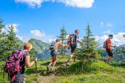 Mountain hiking   Lucky Bansko