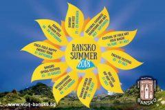 Summer in Bansko 2018 program