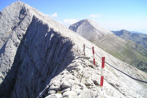 Route to Chalet Yavorov Chalet Yavorov in the Pirin Mountains | Lucky Bansko