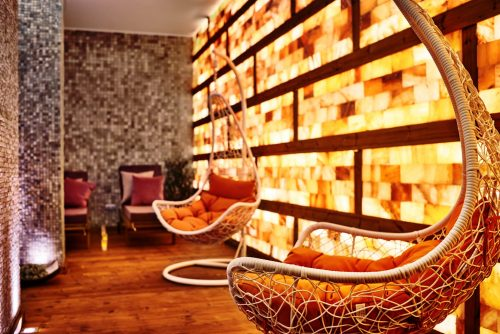 Relaxation room at SPA center | Lucky Bansko