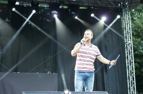 Nencho Balabanov at Bansko Beat | Lucky Bansko