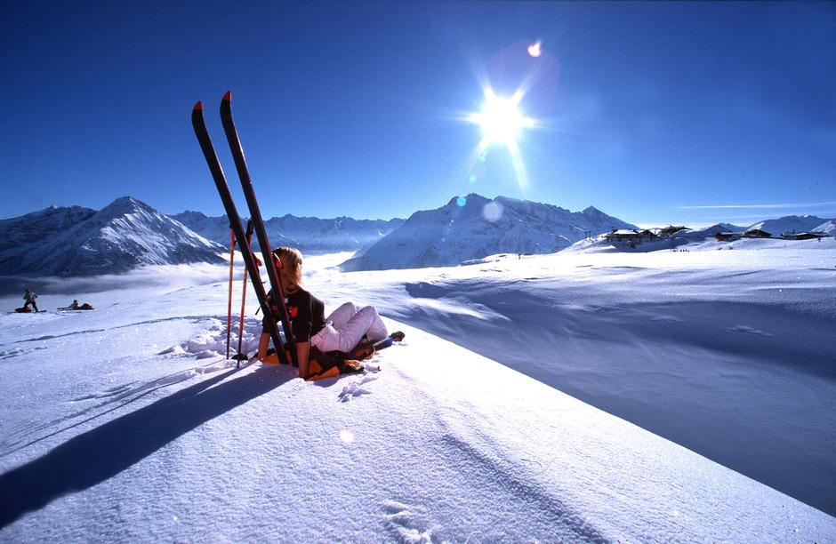 Promo ski package