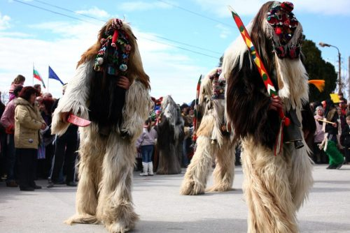 Kukeri Costumes in Razlog | Lucky Bansko SPA & Relax