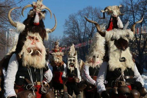 Ancient Kukeri Vow | Lucky Bansko SPA & Relax