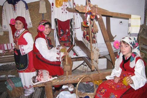 Folk art crafts | Lucky Bansko