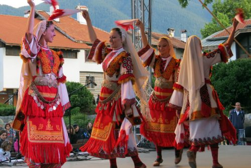 Folklore Festival in Bansko | Lucky Bansko