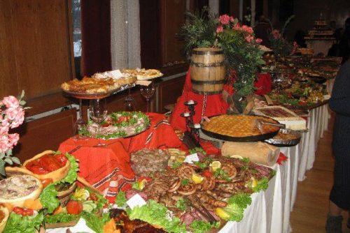 Traditional Cuisine in Bansko | Lucky Bansko