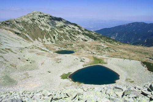 Todorka peak with Todorini eyes lakes | Lucky Bansko