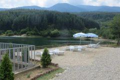 Krinets dam near Bansko