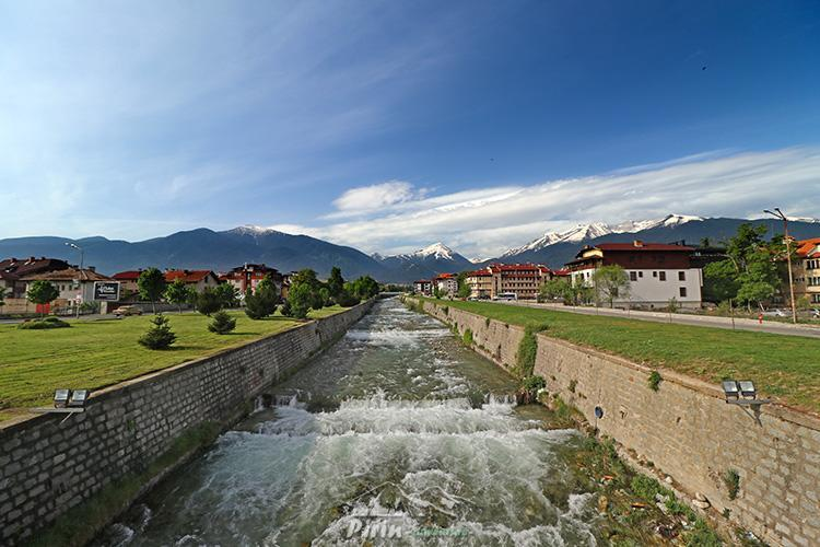 Rivers in the Pirin Mountains