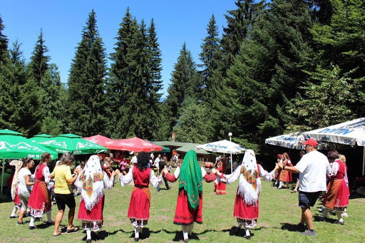 Traditions in the Pirin forests