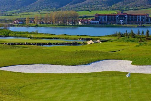 Golf areas in Bansko