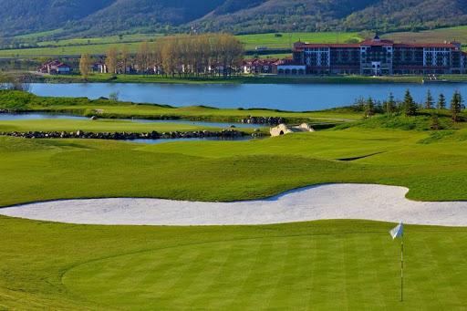 Golf areas in Bansko