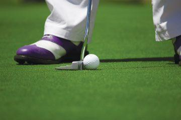 Golf equipment in Bansko