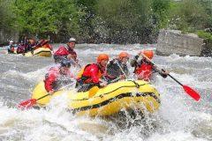 Rafting and kayaking in Bansko
