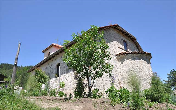 Obidim Monastery of St. Panteleimon