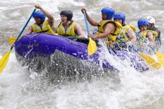 Rafting in Bansko