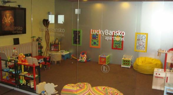 Apart Hotel Lucky Bansko SPA & Relax | Children place