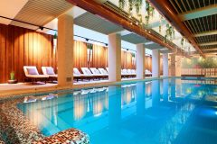 Picture of the indoor pools | Lucky Bansko SPA & Relax