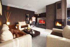 Lucky Bansko Aparthotel SPA & Relax | Apartment Executive livingroom