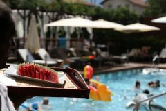 Outdoor swimming pool 10 | Lucky Bansko