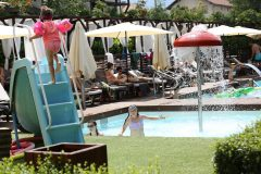 Outdoor swimming pool 13 | Lucky Bansko