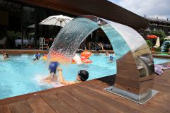 Outdoor swimming pool 2 | Lucky Bansko