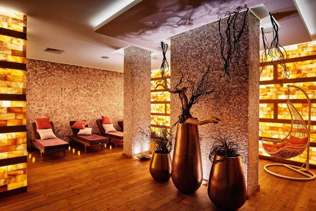 New spa center apart hotel lucky bansko spa relax for Salons center