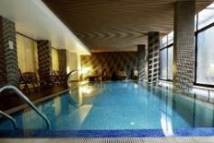 Lucky Bansko Aparthotel SPA & Relax | Indoor pool