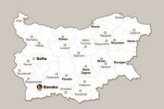 Lucky Bansko Aparthotel SPA & Relax | Map of Bulgaria