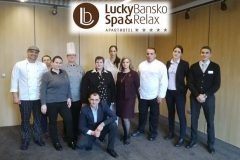 Apart hotel staff | Lucky Bansko SPA & Relax